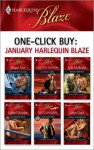 One-Click Buy: January 2009 Harlequin Blaze - Hope Tarr, Lisa Renee Jones, Jule McBride, Isabel Sharpe, Tori Carrington, Wendy Etherington