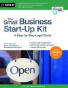 The Small Business Start-Up Kit: A Step-by-Step Legal Guide - Peri Pakroo