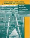 World Regional Geography Mapping Workbook - Jennifer Rogalsky, Helen Ruth Aspaas
