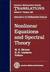 Nonlinear Equations and Spectral Theory - M. S. Birman, M. S. Birman