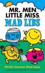 Mr. Men Little Miss Mad Libs - Roger Price, Leonard Stern