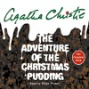The Adventure of the Christmas Pudding - Agatha Christie, Hugh Fraser