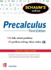 Schaum's Outline of Precalculus, 3rd Edition (Schaum's Outline Series) - Fred Safier