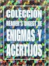 Coleccion Reader's Digest de Enigmas y Acertijos - Reader's Digest Association