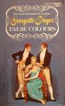 False Colours - Georgette Heyer