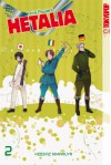 Hetalia: Axis Powers Vol. 2 - Hidekaz Himaruya