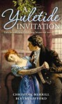A Yuletide Invitation: The Mistletoe Wager / The Harlot's Daughter (Mills and Boon Single Titles) - Christine Merrill, Blythe Gifford