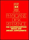 PDR Physicians' Desk Reference for Nonprescription Drugs and Dietary Supplements, 2002 - Medical Economics Staff