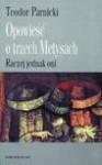 Opowieść o trzech Metysach. T. 1, Raczej jednak oni - Teodor Parnicki