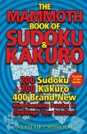 The Mammoth Book of Sudoku & Kakuro - Alastair Chisholm