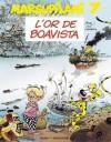 L'Or de Boavista - André Franquin, Batem, Yann