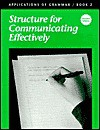 Structure for Communicating Effectively - Garry Moes
