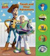 Play A Sound: Toy Story Touch And Hear Adventure (Play A Sound Books) - Publications International Ltd.
