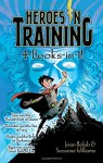 Heroes in Training 4-Books-in-1!: Zeus and the Thunderbolt of Doom; Poseidon and the Sea of Fury; Hades and the Helm of Darkness; Hyperion and the Great Balls of Fire - Joan Holub, Suzanne Williams, Craig Phillips