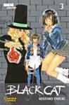 Black Cat, Band 3: Späte Rache - Kentaro Yabuki, Claudia Peter