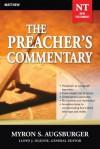 The Preacher's Commentary - Volume 24: Matthew: Matthew - Myron Augsburger