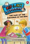 #08 The Case of the Diamonds in the Desk (The Milo & Jazz Mysteries) - Lewis B. Montgomery, Amy Wummer