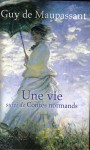 Une vie; suivi de Contes normands - Guy de Maupassant