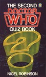 The Second Doctor Who Quiz Book - Nigel Robinson