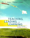 Teaching, Leading, and Learning in Pre K-8 Settings: Strategies for Success - Rita A. Jensen, Therese J. Kiley