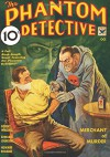 Phantom Detective - 10/34: Adventure House Presents: - Robert Wallace, John P. Gunnison