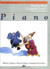 Alfred's Basic Piano Library Piano Course, Theory Book Complete Level 1: For the Later Beginner - Willard A. Palmer, Morton Manus, Amanda Lethco