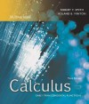 Calculus: Early Transcendental Functions: Multivariable - Robert T. Smith, Roland B. Minton