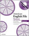 American English File Starter Workbook with MultiROM - Oxenden, Clive Oxenden, Christina Latham-Koenig