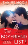 The Boyfriend List - Jeannie Moon