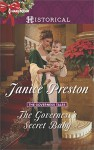 The Governess's Secret Baby (The Governess Tales) - Janice Preston