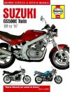 Suzuki Gs500 E Twin Service And Repair Manual: 89 To 97 (Haynes Service & Repair Manuals) - Matthew Coombs