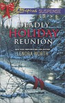 Deadly Holiday Reunion (Love Inspired Suspense) - Lenora Worth