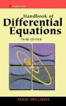 Handbook of Differential Equations, Third Edition - Daniel Zwillinger