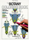 Botany Coloring Book (HarperCollins Coloring Books (Not Childrens)) - Paul Young, Jacquelyn Giuffre
