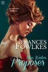 Miss Winters Proposes (Entangled Scandalous) - Frances Fowlkes