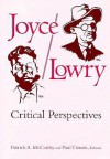 Joyce/Lowry: Critical Perspectives - Patrick McCarthy