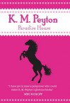 Paradise House - K.M. Peyton