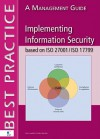 Implementing Information Security Based on ISO 27001/ISO 17799: A Management Guide - Alan Calder