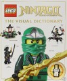 LEGO® Ninjago Visual Dictionary by Hannah Dolan (1-Oct-2014) Hardcover - Hannah Dolan