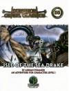 Dungeon Crawl Classics 55: Isle of the Sea Drake (Dungeon Crawl Classics) - Adrian Pommier, Ed Healy