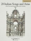 Italian Songs and Arias of the 17th and 18th Centuries - Medium High - G. Schirmer