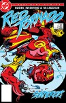 Red Tornado (1985) #2 - Tom Ziuko, Frank McLaughlin, Carmine Infantino, Kurt Busiek