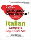 Italian: Complete Pack (Collins Language Revolution) (Italian Edition) - Clelia Boscolo, Tony Buzan
