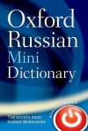 Oxford Russian Mini Dictionary - Oxford Dictionaries