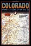 Colorado Road & Recreation Atlas - Benchmark Maps
