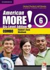 American More! Six-Level Edition Level 6 Combo with Audio CD/CD-ROM - Herbert Puchta, Jeff Stranks, Günter Gerngross, Christian Holzmann, Peter Lewis-Jones