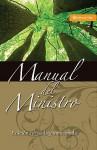 Manual del ministro edicion revisada y aumentada, tapa dura, negro - Anonymous, Vida Publishers