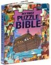 My First Puzzle Bible - Gustavo Mazali, Ben Alex