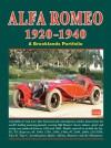 Alfa Romeo 1920-1940: A Brooklands Portfolio - R.M Clarke