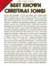 120 Best Known Christmas Songs - Alfred Publishing